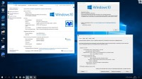 Windows 10 Professional VL 1703 RS2 by OVGorskiy 08.2017 2DVD (x86/x64/RUS)