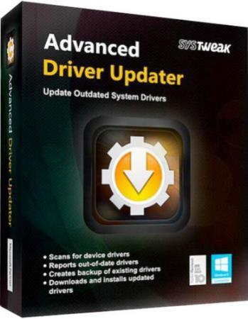 Advanced Driver Updater 4.5.1086.17935 RePack by Diakov