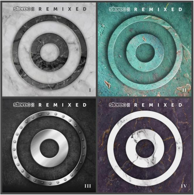 Stereo Production - Stereo 2020 Remixe 1-4 (2020) FLAC