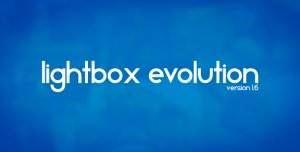 jQuery Lightbox Evolution 1.6.9 - Retail