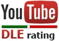 YouTube DLE-Rating