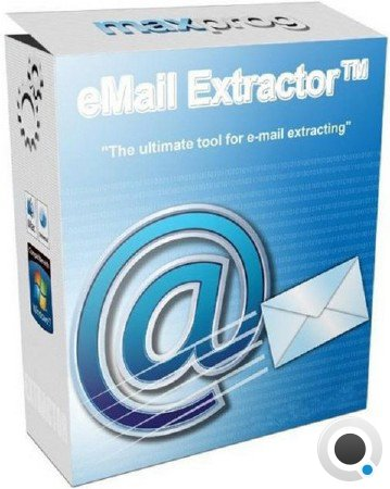 Maxprog eMail Extractor 3.6.1 Rus
