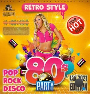 Party Retro Hits 80s (2021)