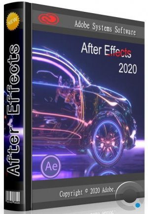 Adobe After Effects 2020 17.7.0.45 RePack by KpoJIuK