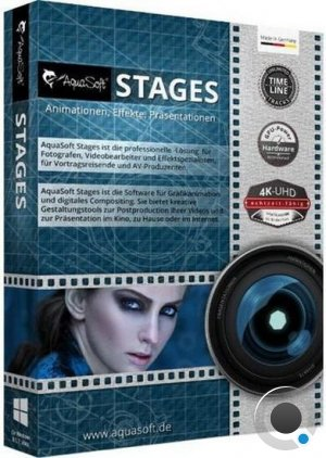 AquaSoft Stages 12.1.08