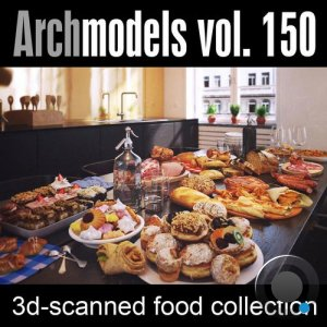 Evermotion - Archmodels Vol. 150