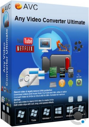 Any Video Converter Ultimate 7.1.0 RePack / Portable