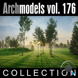 Evermotion - Archmodels vol. 176