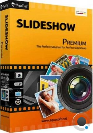 AquaSoft SlideShow Premium 12.2.03